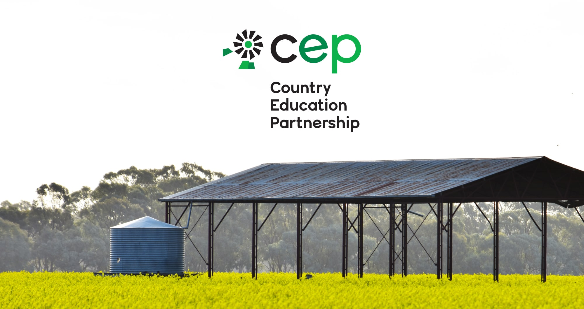 Country Education Partnership branding
